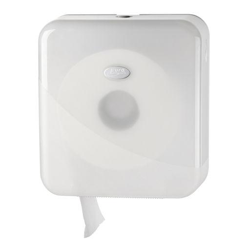 Afbeelding van Xubliem Toiletpapier Mini Jumbo Dispenser Wit