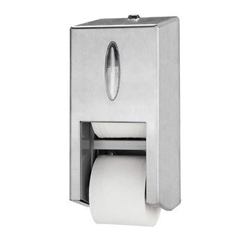 Afbeelding van Tork T7 Toiletpapier Coreless Dispenser RVS