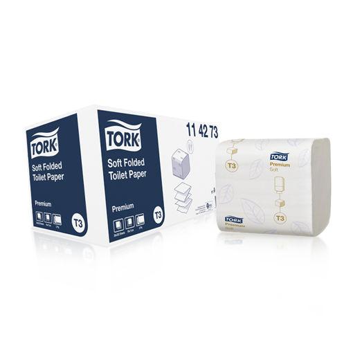 Tork T3 Toiletpapier Bulkpack 2lgs Premium 30x270 vel