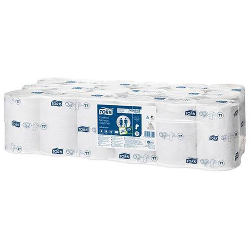 Tork T7 Toiletpapier Coreless 2lgs Comfort 36x900 vel