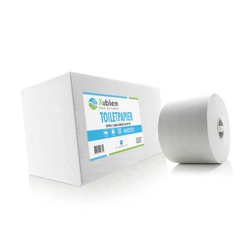 Xubliem Toiletpapier Doprol 2lgs Comfort 36x700 vel