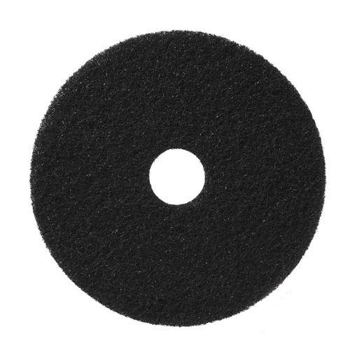 """Afbeelding van Pad 17""""/43,2 cm Zwart"""