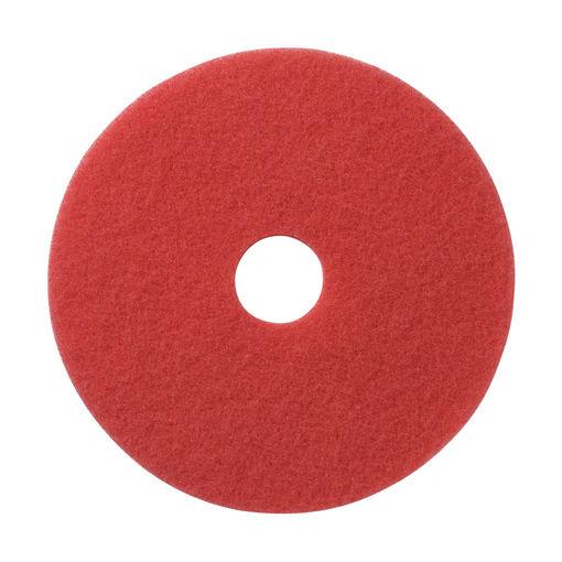 """Afbeelding van Pad 18""""/45,7 cm Rood"""