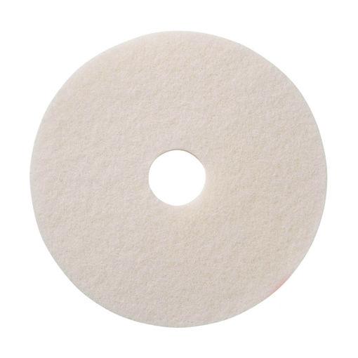 """Afbeelding van Pad 17""""/43,2 cm Wit"""