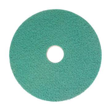 """Afbeelding van Bright n Water Cleaning Pad 21""""/53,3 cm Groen 2 stuks"""