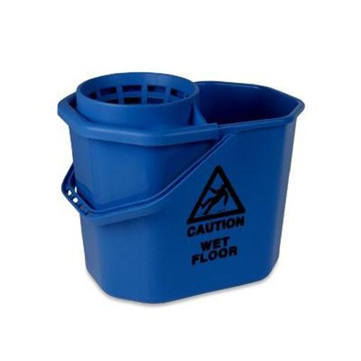 Mopemmer Blauw 12 ltr