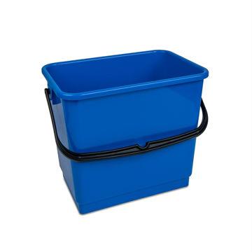 Afbeelding van Emmer Materiaalwagen 6 ltr Blauw