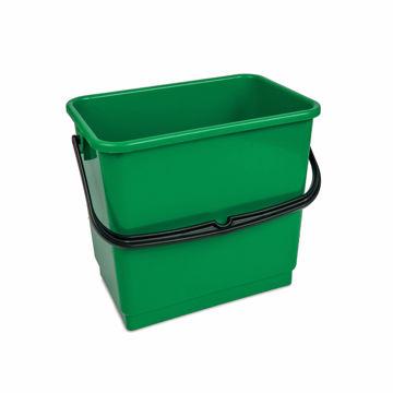 Afbeelding van Emmer Materiaalwagen 6 ltr Groen