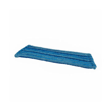 Afbeelding van Wecoline Microvezel Vlakmop Scrub 45 cm Blauw