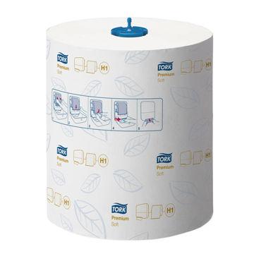 Tork H1 Handdoek Rol 2lgs Premium 6x416 stuks