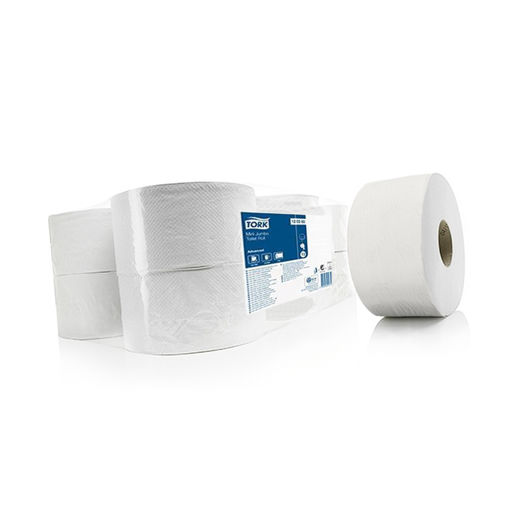 Tork T2 Toiletpapier Mini Jumbo 2lgs Comfort 12x850 vel