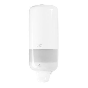 Tork S1 Liquid Soap Dispenser 1000 ml Wit