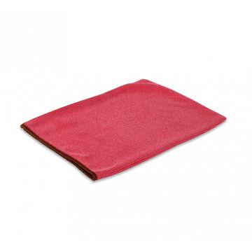 Wecoline Microvezeldoek Handschoen 15x21 cm Rood