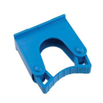 Afbeelding van Salmon Kunststof Hanger M voor Rail 500/900 Blauw