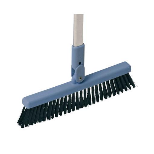 Vileda Hand Dustpan Borstel met Steel 35 cm