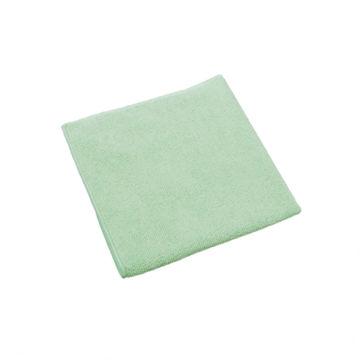 Vileda Microvezeldoek Microtuff Plus 38x38 cm Groen 5 stuks