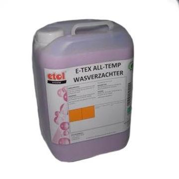 Afbeelding van Etolit E-Tex All-Temp Wasverzachter 10 ltr