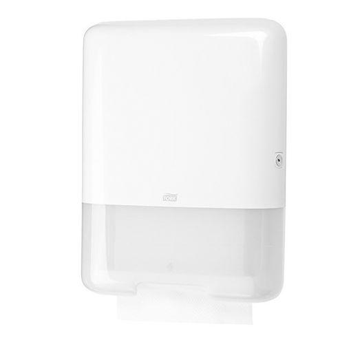 Tork H3 Handdoek C-vouw & Z-vouw Dispenser Wit