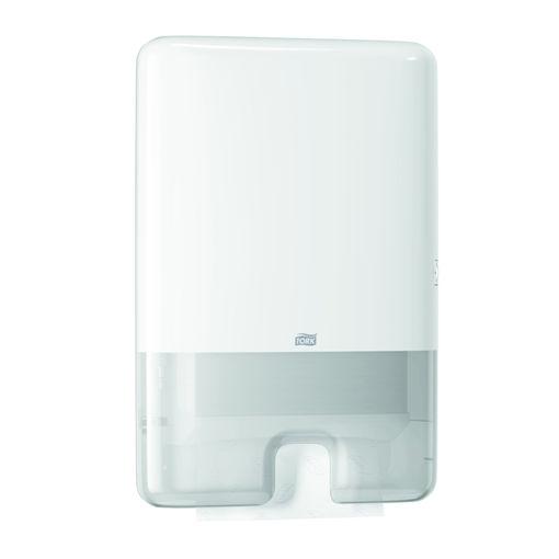Tork H2 Handdoek Multifold Dispenser Wit