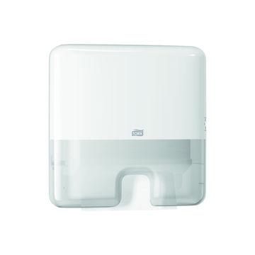 Tork H2 Handdoek Multifold Mini Dispenser Wit