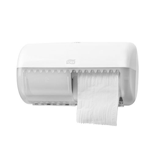 Afbeelding van Tork T4 Toiletpapier Traditioneel Dispenser Wit