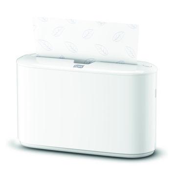 Tork H2 Handdoek Multifold Countertop Dispenser Wit