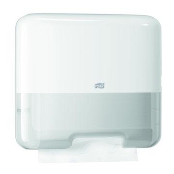 Tork H3 Handdoek C-vouw & Z-vouw Mini Dispenser Wit