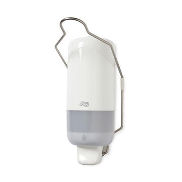 Tork S1 Liquid Soap Elleboog Dispenser 1000 ml Wit