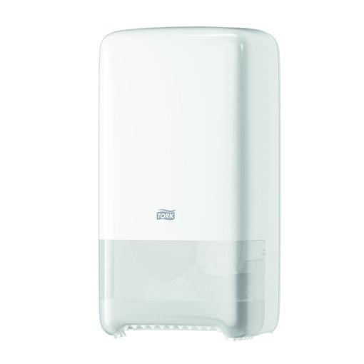 Afbeelding van Tork T6 Toiletpapier Doprol Dispenser Wit