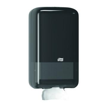 Afbeelding van Tork T3 Toiletpapier Bulkpack Dispenser Zwart