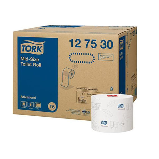 Tork T6 Toiletpapier Doprol 2lgs Comfort 27x714 vel