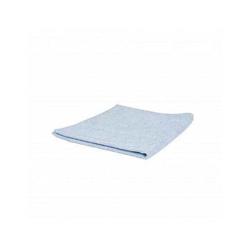 Microvezeldoek 50 gram 40x40 cm Blauw 10 stuks