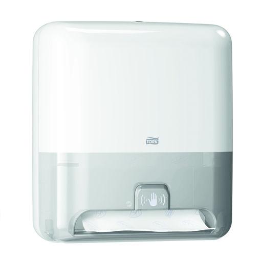Tork H1 Handdoek Rol Matic Sensor Dispenser Wit