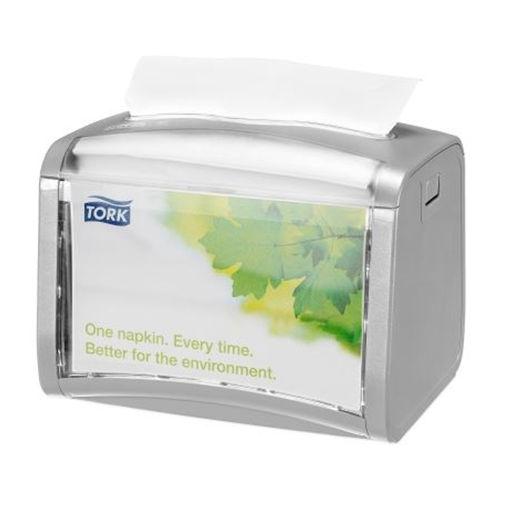 Afbeelding van Tork Xpressnap Tabletop Napkin Dispenser Grijs