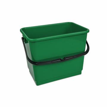 Afbeelding van Emmer Materiaalwagen 4 ltr Groen