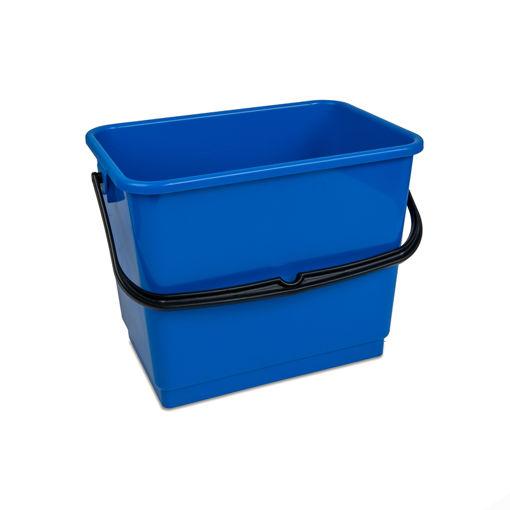 Afbeelding van Emmer Materiaalwagen 4 ltr Blauw