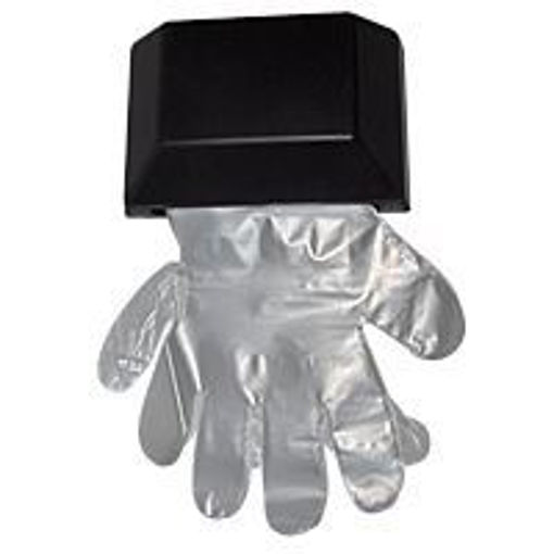 Afbeelding van Dieselhandschoen op Kaart Transparant 5000 stuks