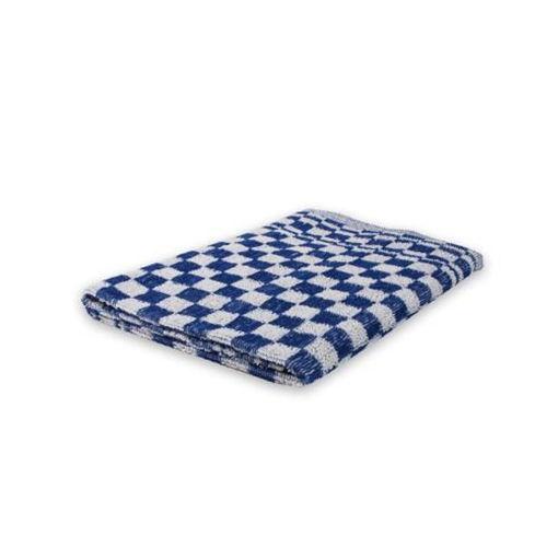 Keukendoek Blauw/Wit 60x60 cm 6 stuks