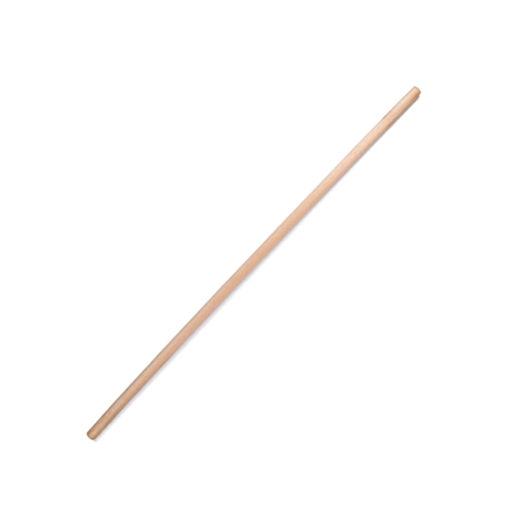Bezemsteel Hout 150 cm x 2,80 cm