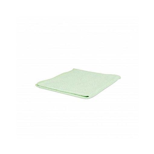 Microvezeldoek 50 gram 40x40 cm Groen 10 stuks