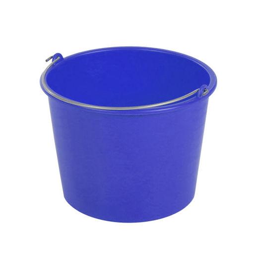 Emmer 12 ltr Blauw