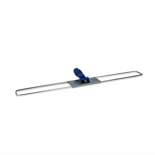 Zwabberframe Metaal Zwenkkoppeling 80 cm Grijs