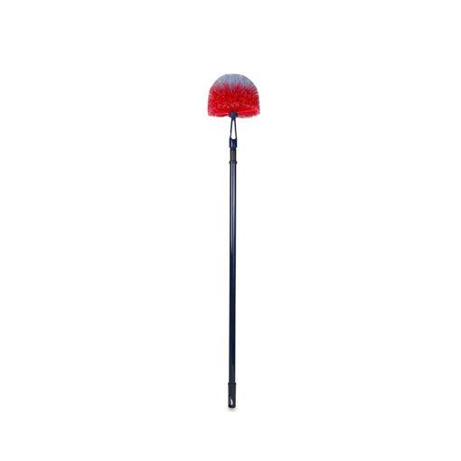 Ragebol met Telescoopsteel 150 cm Felgekeurd