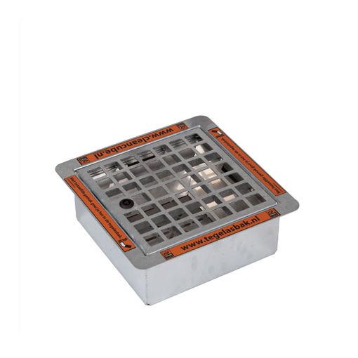 Clean Cube Tegelasbak 300 Basic