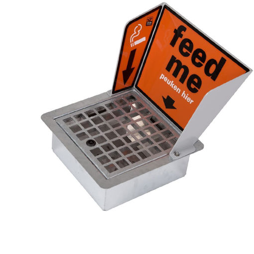 Clean Cube Tegelasbak 300 BS