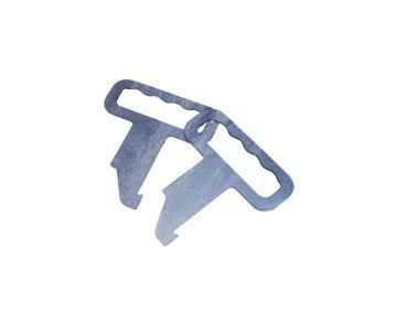 Afbeelding van Clean Cube Handset voor Tegelasbak t.b.v. 300/300S
