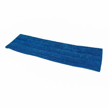 Afbeelding van Wecoline Vlakmop met Pockets Blauw 45 cm