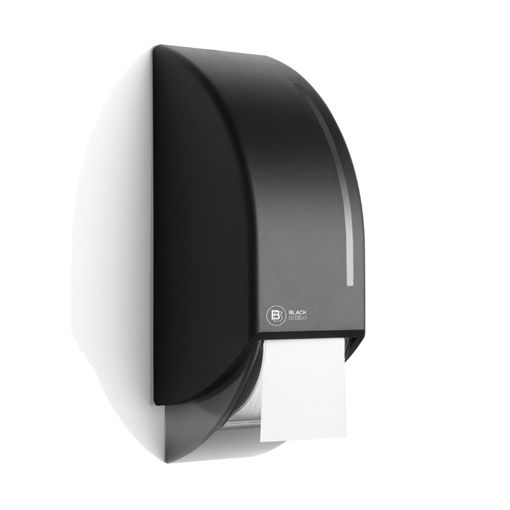 Black Satino Toiletpapier Doprol Dispenser