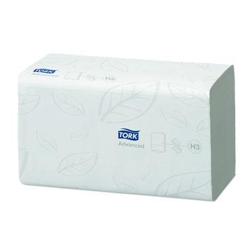Tork H3 Handdoek Z-vouw 2lgs Comfort 15x250 stuks