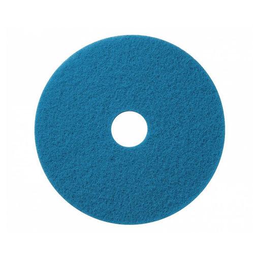 """Afbeelding van Pad 22""""/55,88 cm Blauw"""